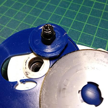 ロータリーカッター CLOVER OLFA 互換